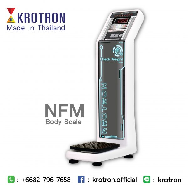 Coin Weighing Scale Model NFM