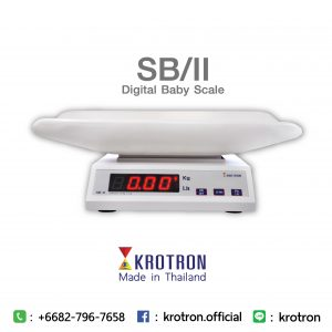 Digital Scale Baby Model SB-II