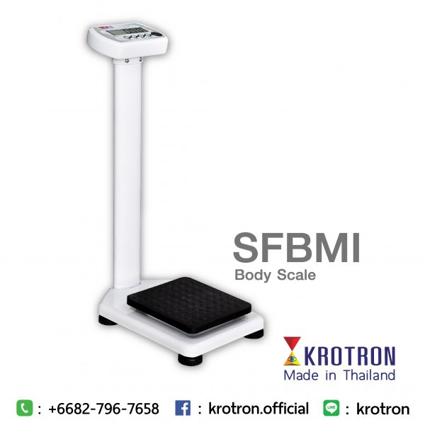Digital Weight Scale Model SFBMI
