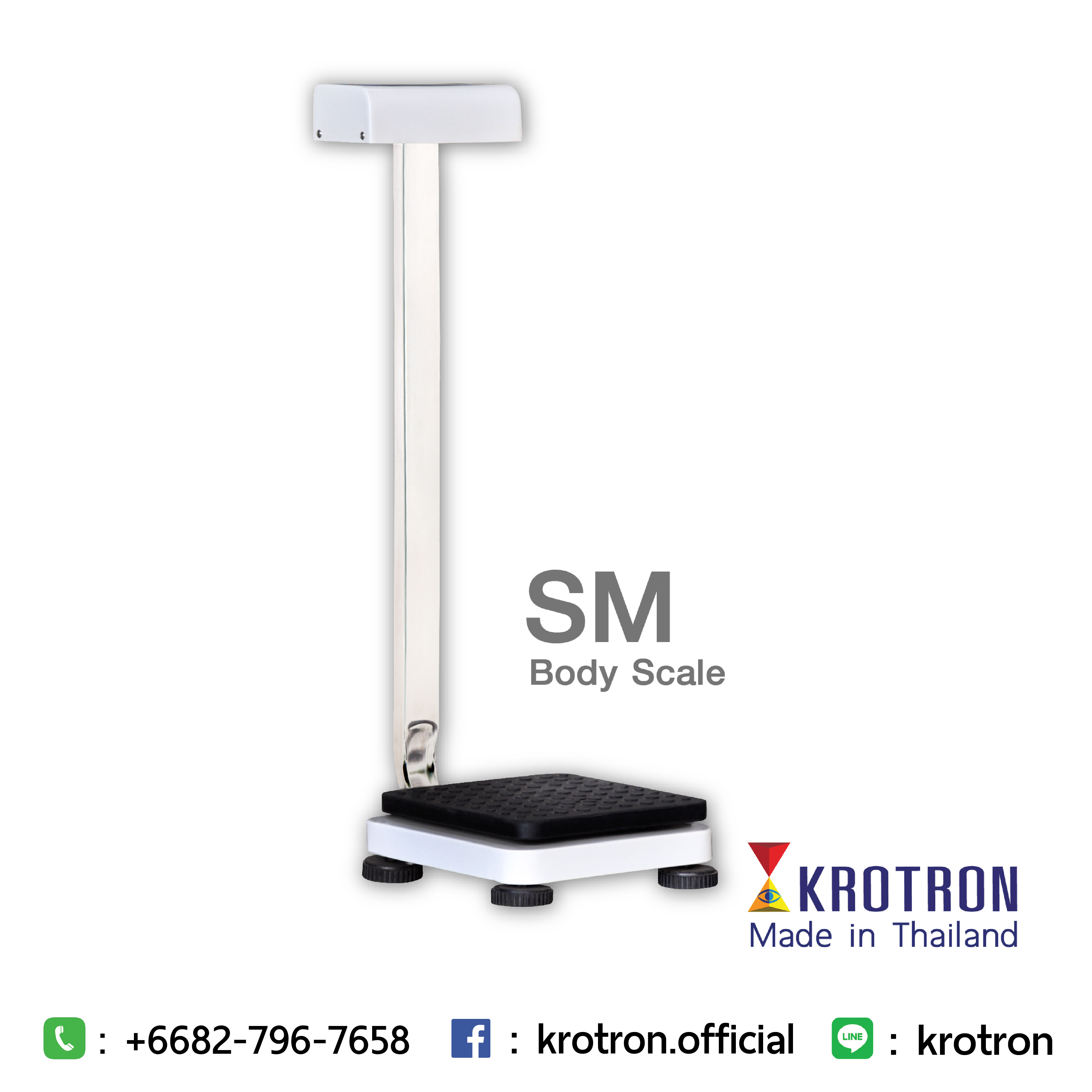 Digital Weight Scale Model SM