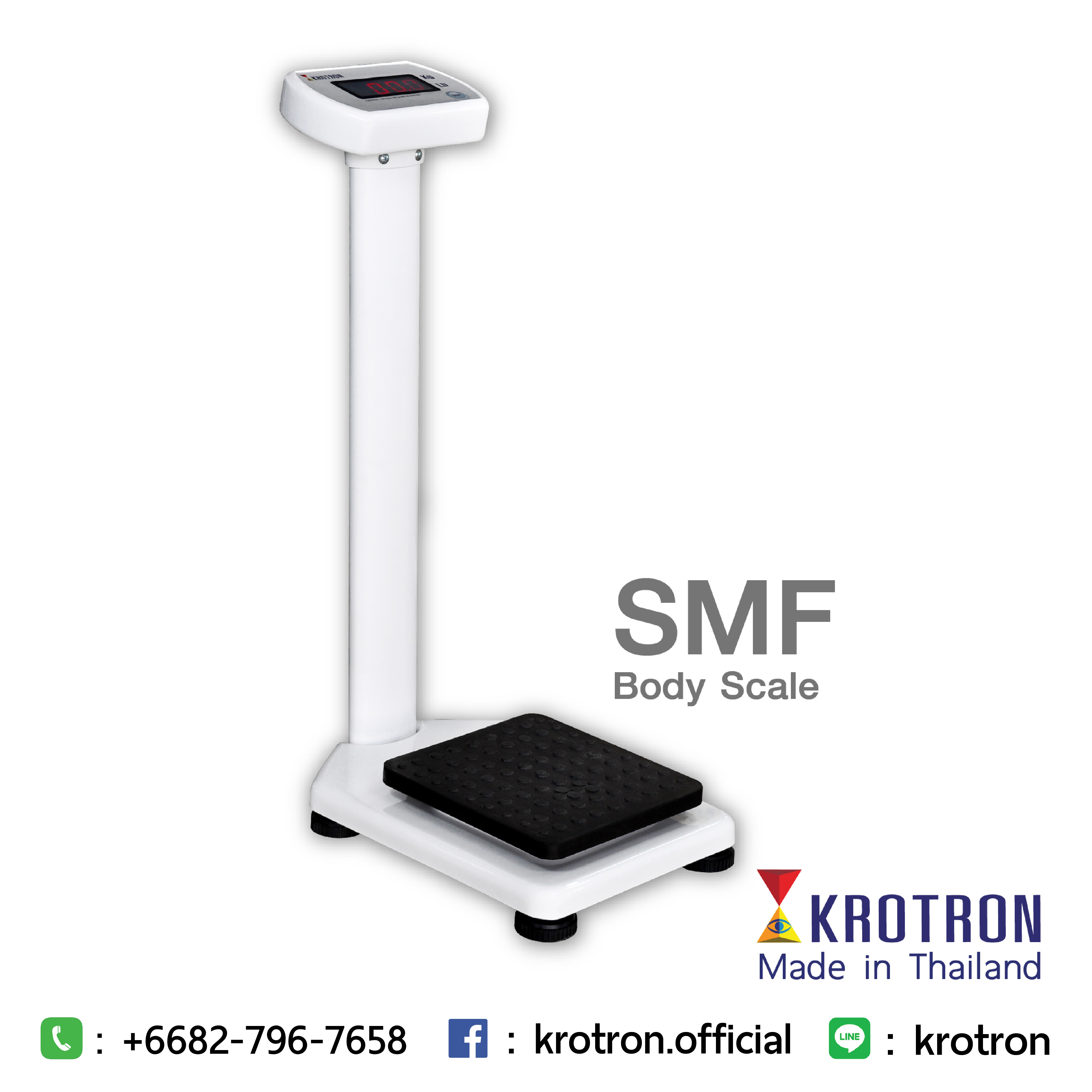Digital Weight Scale Model SMF